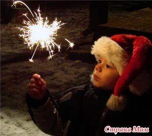 Новогодние опасности для детей