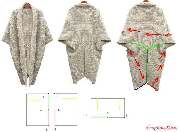 можно одеть свитер без воротника с рубашкой