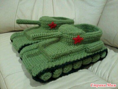Тапочки танки
