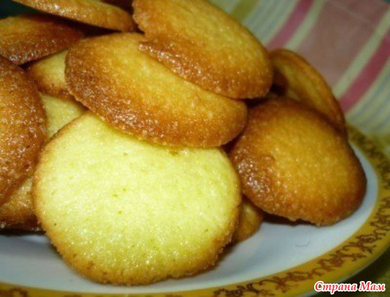 Печенье из майонезе рецепты