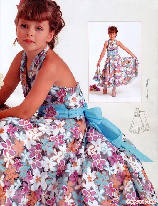 Страна мам шитье для девочек