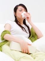 Чем опасны простуды беременных?