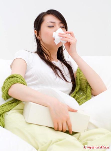 Почему беременные чаще чихают 20