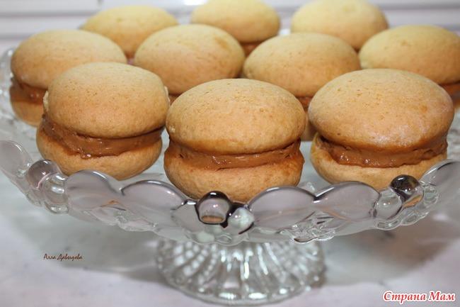 Нежное мягкое печенье рецепт с фото