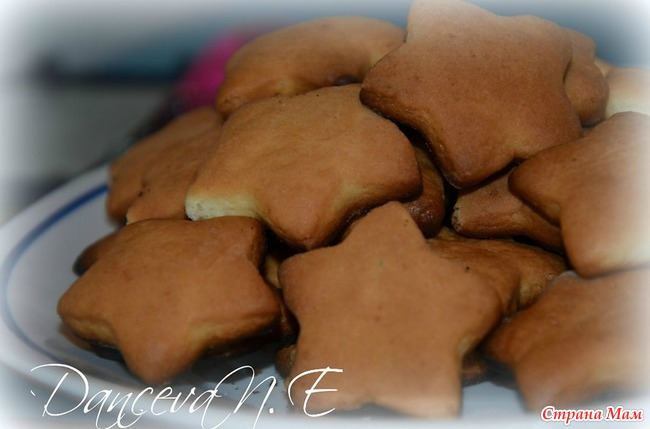 Печенья рецепты с фото легкие в приготовлении