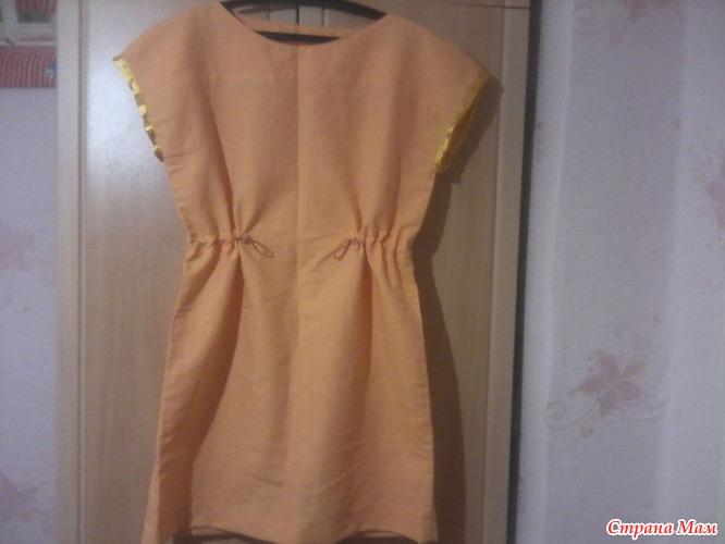 Как сшить украшение для платья