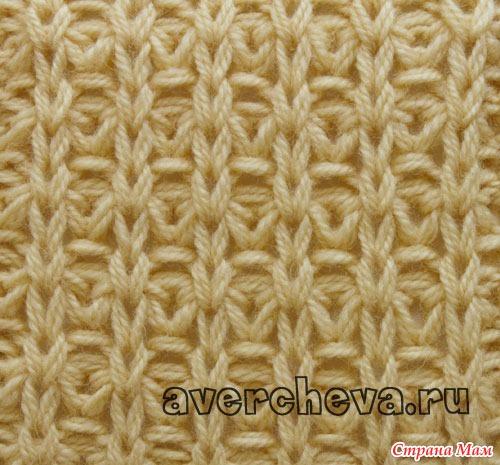 Красивый узор вязание от а до я 54