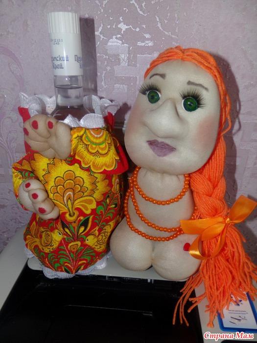 Минибар кукла своими руками 67