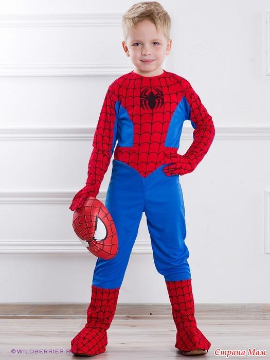 поиск костюм человек паук