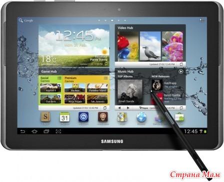 Китайский самсунг n8000 планшет