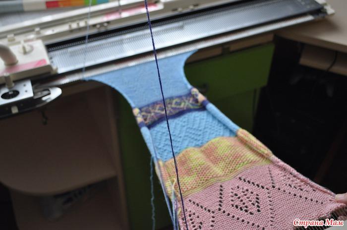 инструкция по машинному вязанию на сильвер