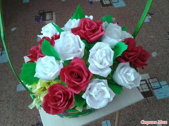 Букет для бабушки на день рождения своими  395