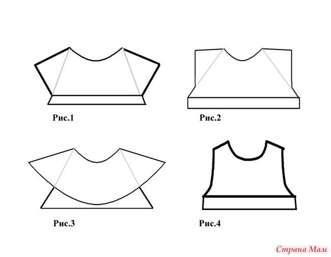 Мк вязания детских платьев