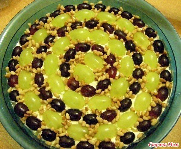 салаты с фото и рецептами салат тиффани