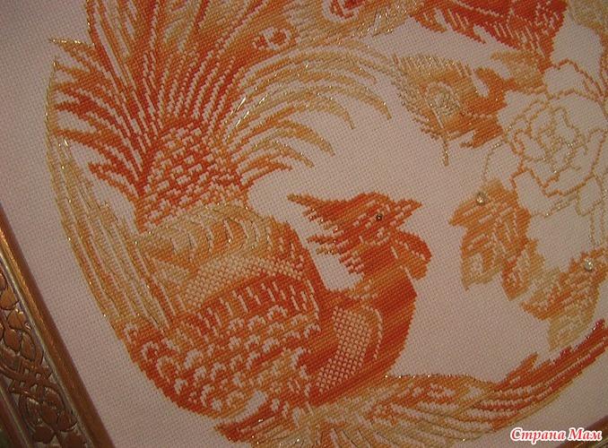 Схемы для вышивки меланжем
