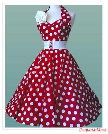 Выкройки подъюбника для платья в стиле стиляги