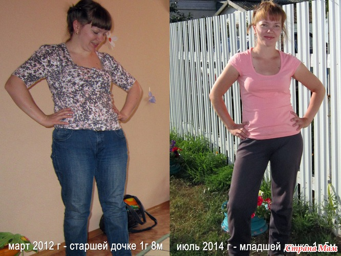 я сильно похудела как набрать вес