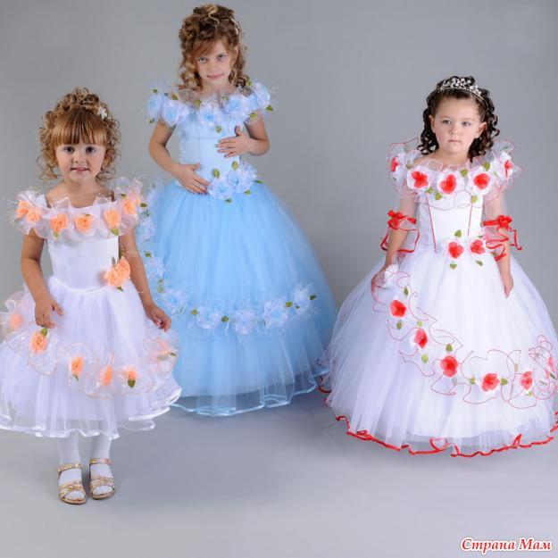 Как шить новогоднее платье