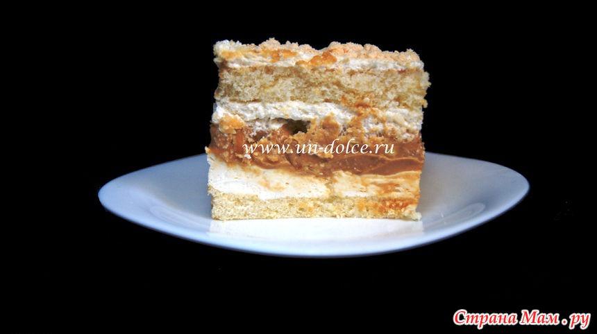 Какой можно сделать крем для бисквитного торта