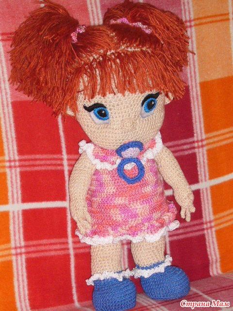 *Кукла Полиночка