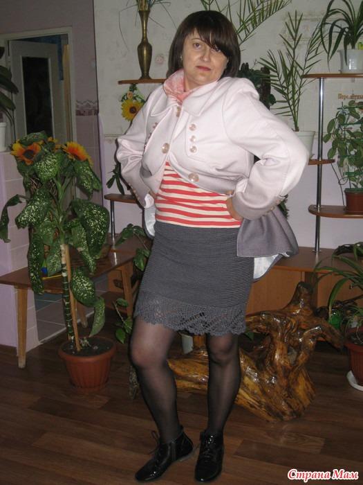 У банковских работниц под юбками90