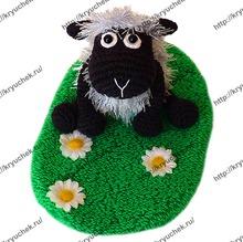 МК по вязанию овечки.
