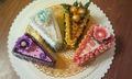 Кусочки тортиков