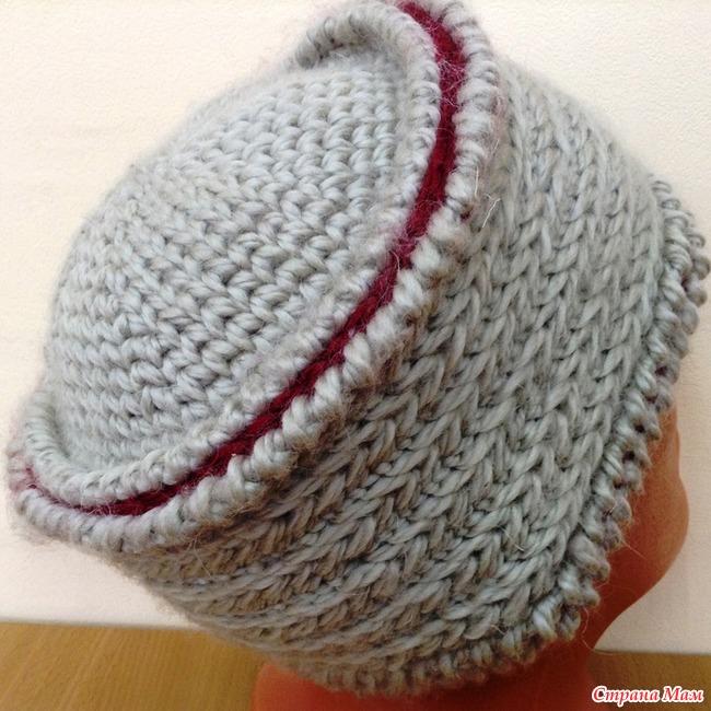 пряжа для шапки не колючая