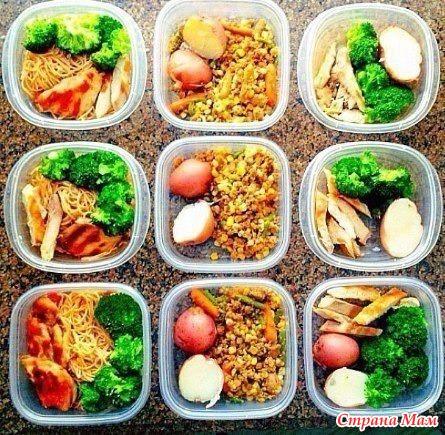 диетические завтраки 30 вариантов