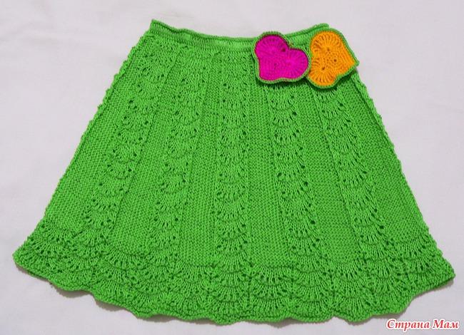 Knitting Юбки