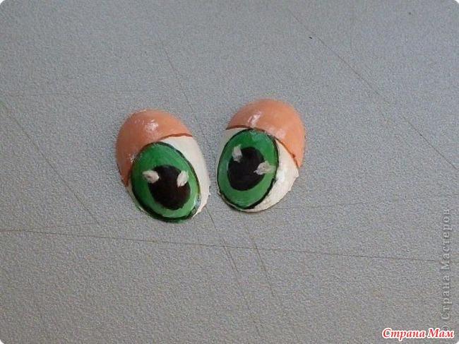 Как сделать глазок