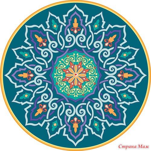схемы татарских орнаментов