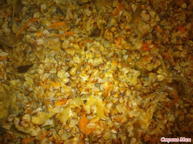 Рецепт гурьевской каши с гречкой