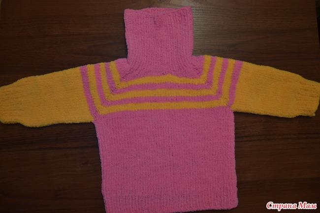 Вязание из alize softy