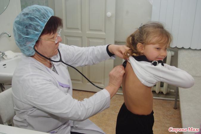 фото осмотра девушек врачем
