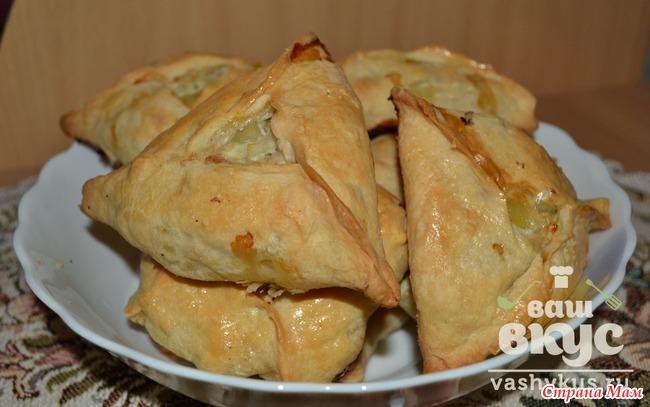 курники духовке пошаговый рецепт с фото