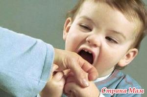 Что делать если ребенок бьет по лицу