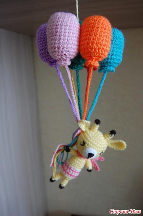 Вязанные игрушки из киндер сюрпризов своими руками