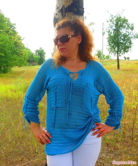 Татьяна филиппова вязание крючком 12