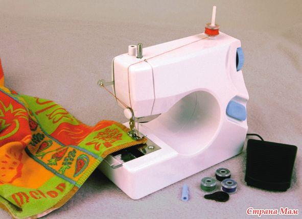 Для начинаю шить на машинке