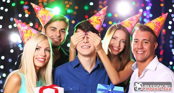 Конкурс для вечеринок в клубе
