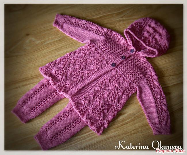 Вязалочка ру вязание спицами для детей