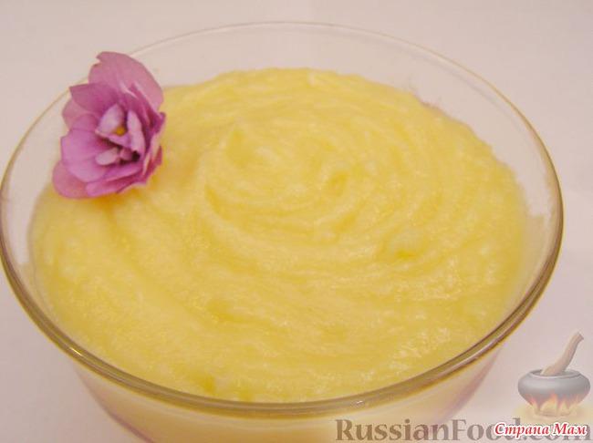 Густой заварной крем для торта рецепт пошагово