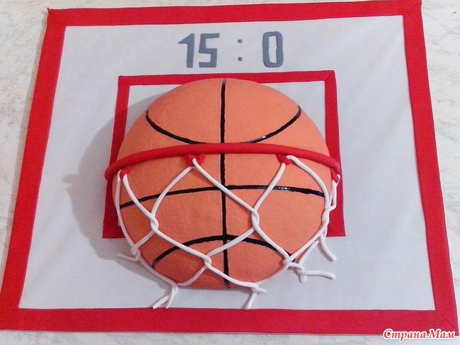 Как сделать мяч для баскетбола своими руками