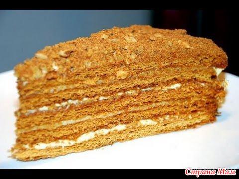 торт на водке рецепт с фото