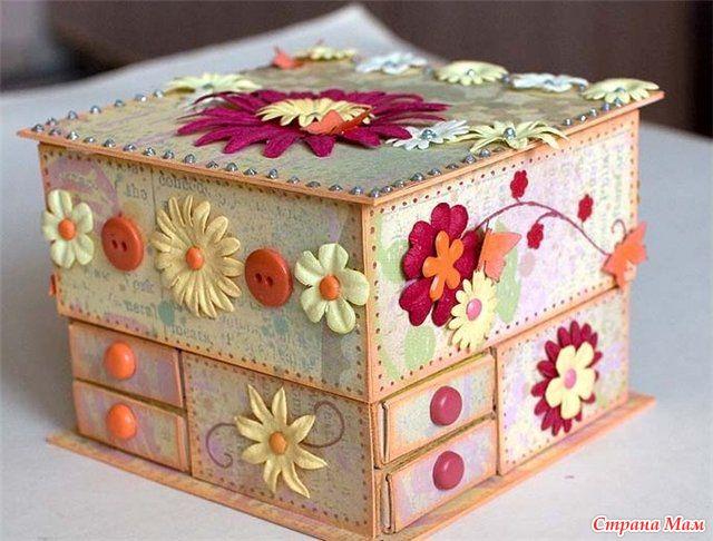 Секреты спичечного коробка. 30 идей для