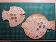 Солёное тесто шаблоны для поделок