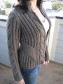 Городской свитер/кофта
