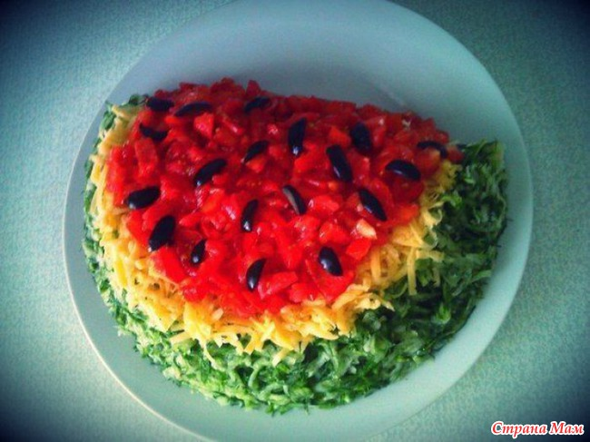 Привлекательные фото фруктовых салатов