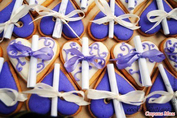 Печенье поздравление
